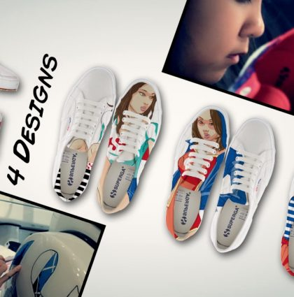 Super Art for Superga